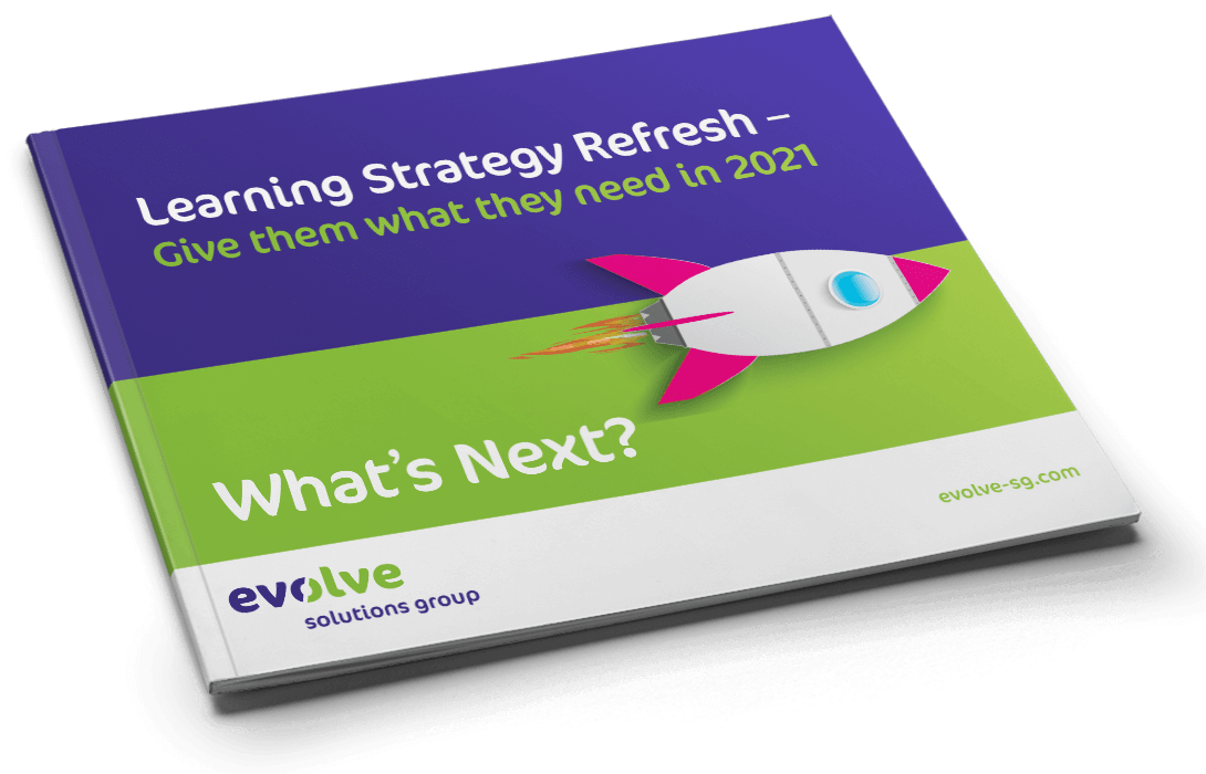 learning strategy refresh whitepaper
